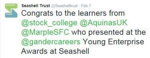 Seashelltwitter